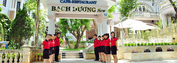 Nhà hàng - Cafe Bạch Dương