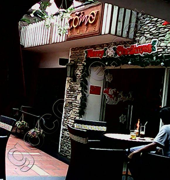 Cafe coi mo