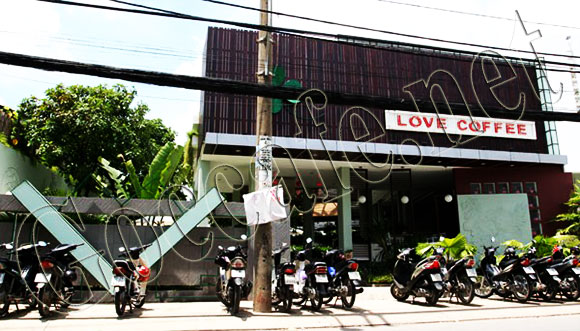 Cafe Love Dat Thanh